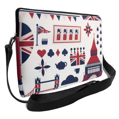 capa para notebook com alça london