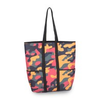 Bolsa Sacola Fitness Jungle Girl Neoprene - Tritengo