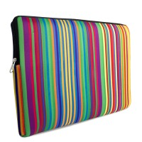 Case Para Notebook Tritengo em Neoprene - Listras Color