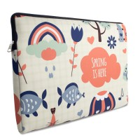 Case Para Notebook Tritengo em Neoprene - Spring is Here