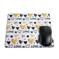 Mouse Pad Retangular - Love