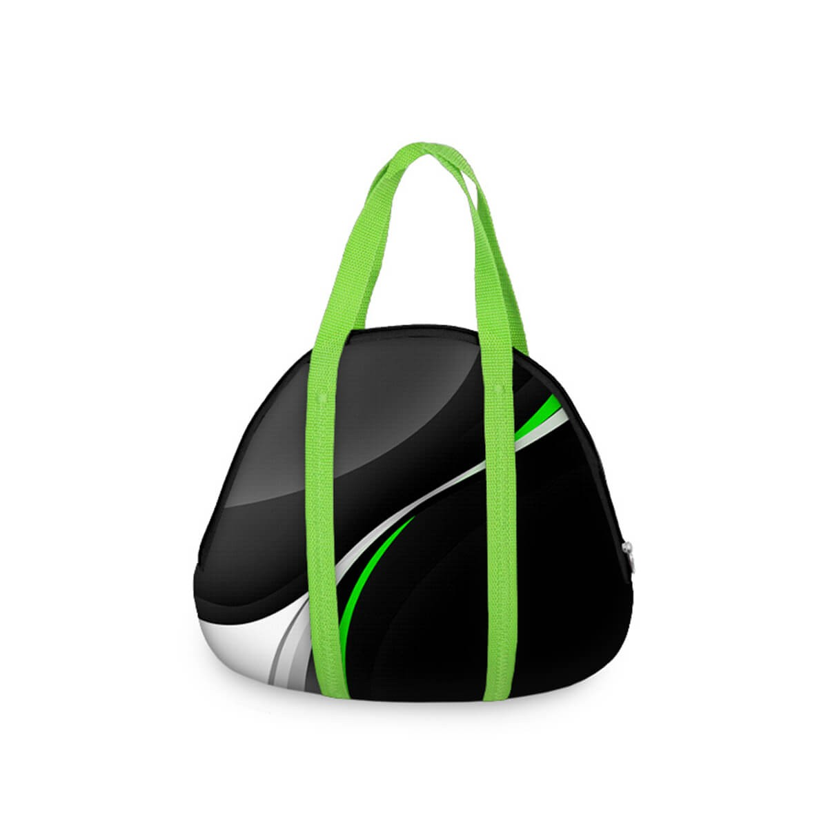 Bolsa Concha Fitness sem Bolso - Simple Green Wave