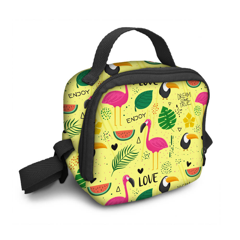 Bolsa Marmitinha Animal Dream