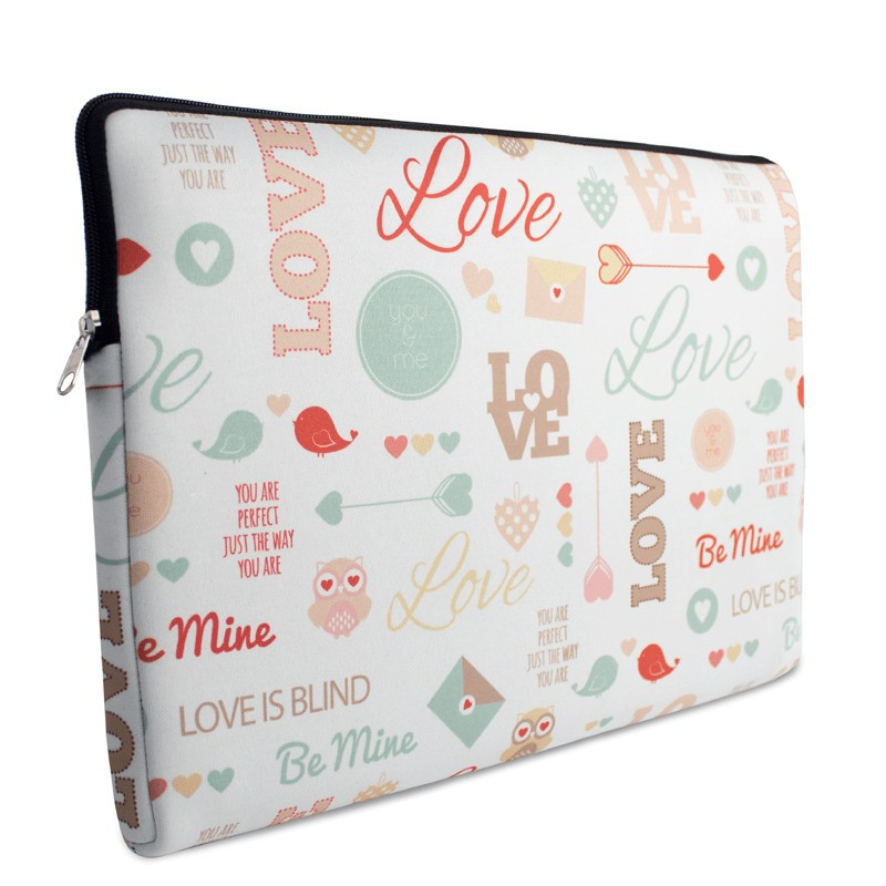 case para notebook corujinha you and me