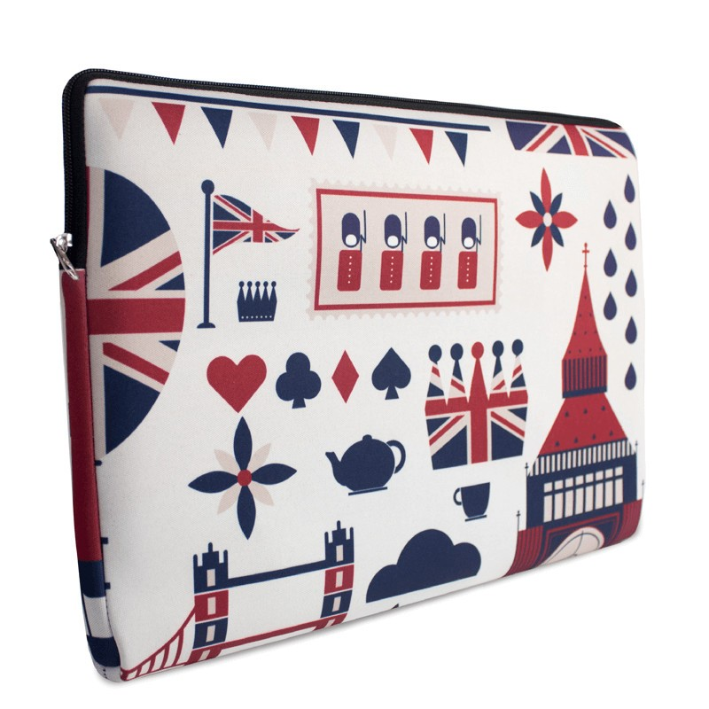 Case Para Notebook Tritengo em Neoprene - London
