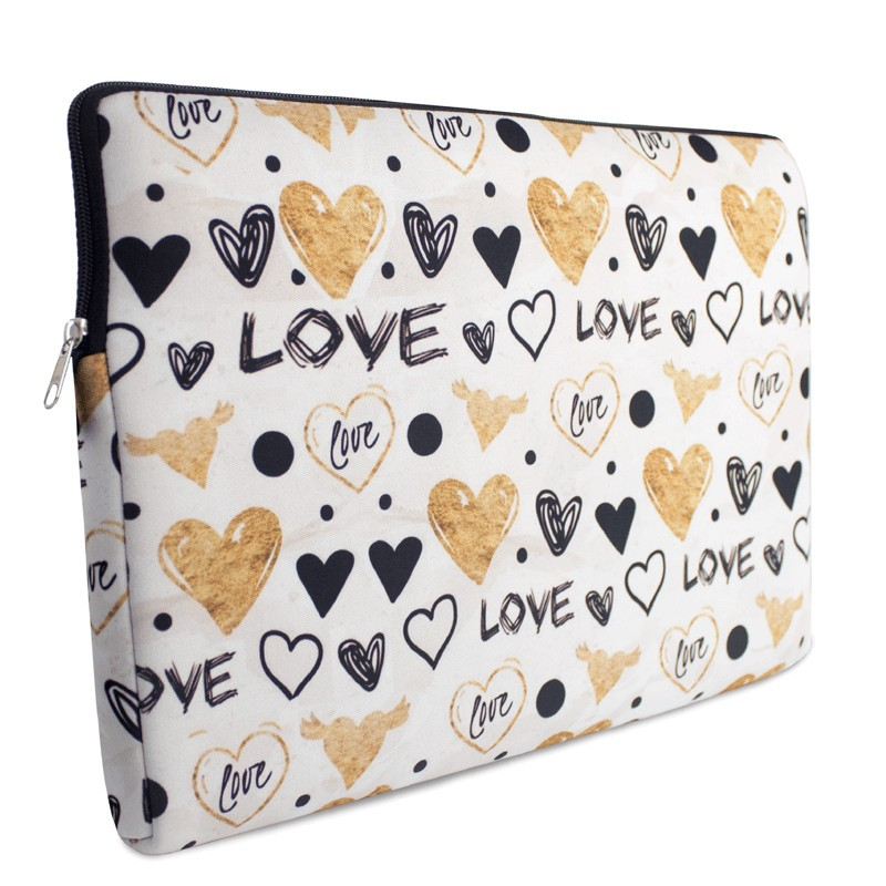 case de notebook Love