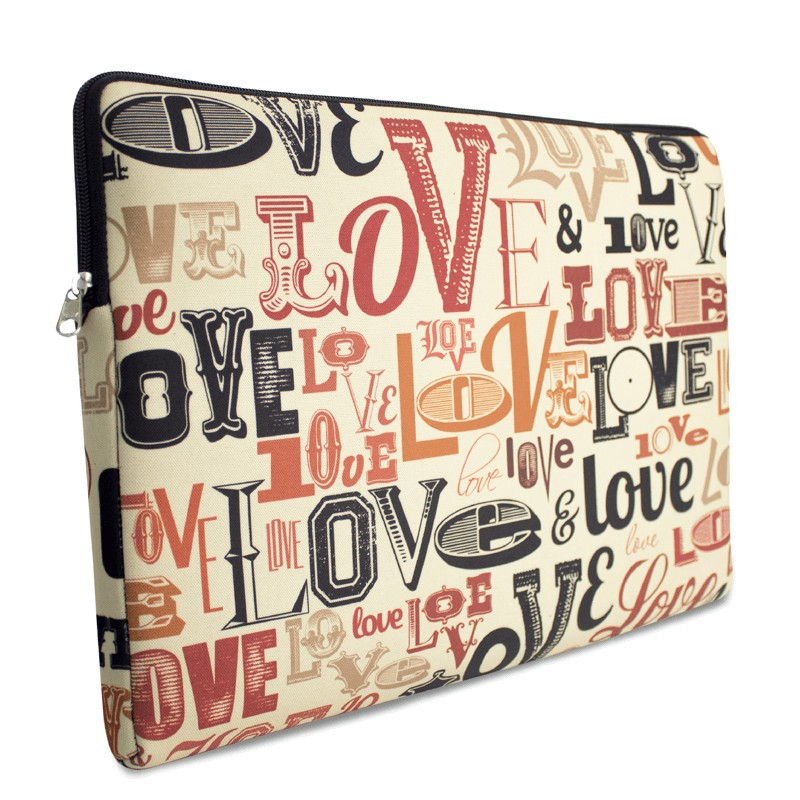 case para notebook Love
