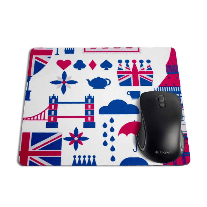 Mouse Pad Retangular - London