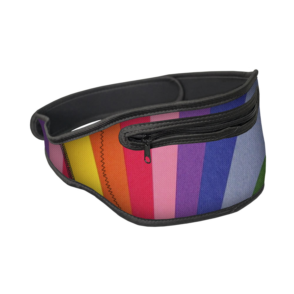 Belt Run LGBT Brinde Customizado para Carnaval